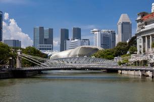 シンガポール川の写真素材 [FYI02656623]