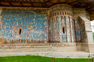 ヴォロネツ修道院の写真素材 [FYI02656672]