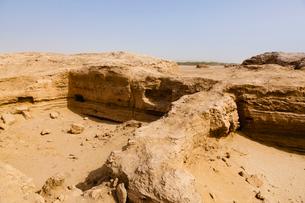 マリクワト古城遺跡の写真素材 [FYI02656740]