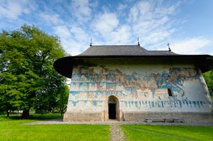 アルボーレ修道院の写真素材 [FYI02656750]