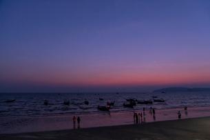 アオナンビーチの写真素材 [FYI02656861]
