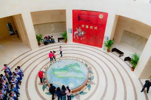 新疆ウイグル自治区博物館の写真素材 [FYI02657013]