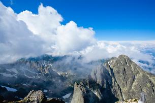 ロムニツキー・シュティ―ト峰の写真素材 [FYI02657076]