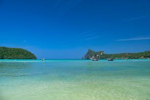 ピピ島の写真素材 [FYI02657086]