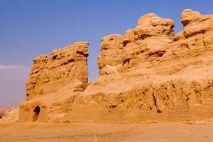 高昌故城の写真素材 [FYI02657203]