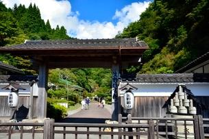 史跡 生野銀山の写真素材 [FYI02657268]