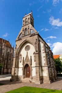 聖ミハエル礼拝堂の写真素材 [FYI02657590]