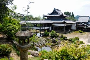 西福寺書院庭園の写真素材 [FYI02657593]