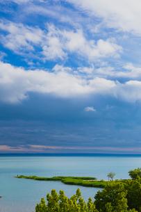 バラトン湖の写真素材 [FYI02657778]