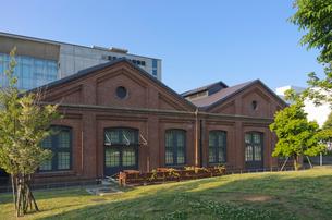 ドナルド・キーンコレクションがある赤レンガの北区中央図書館の写真素材 [FYI02657851]