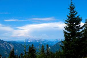 ラウシュベルク山からの眺めの写真素材 [FYI02658719]