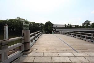 皇居 平川門の写真素材 [FYI02659564]