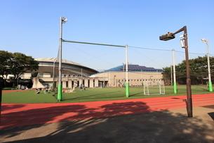 東京体育館フットサル場の写真素材 [FYI02659699]