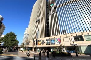 有楽町阪急メンズ館と有楽町ルミネの写真素材 [FYI02659797]