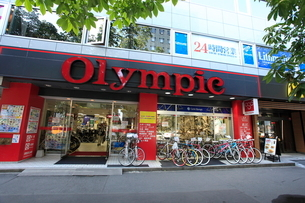 オリンピック青山店の写真素材 [FYI02659798]