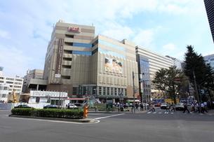 恵比寿駅西口前の写真素材 [FYI02659982]