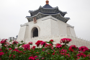 中正紀念堂の写真素材 [FYI02660153]