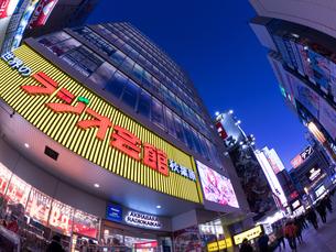 東京都 秋葉原電気街の写真素材 [FYI02660559]
