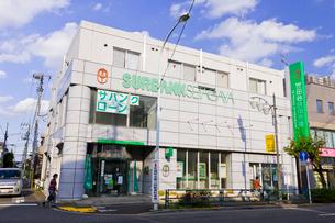 世田谷信用金庫永福町支店の写真素材 [FYI02660574]