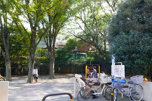世田谷区立奥沢二丁目公園の写真素材 [FYI02660624]