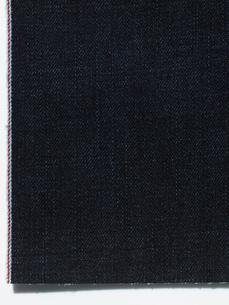 デニム生地とセルビッジの写真素材 [FYI02661124]