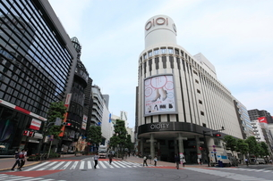 マルイシティ渋谷の写真素材 [FYI02661302]