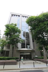 千代田放送会館の写真素材 [FYI02661381]