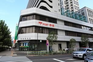 赤坂郵便局の写真素材 [FYI02661430]
