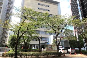 警視庁三田警察署の写真素材 [FYI02661441]