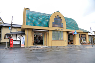 出雲大社前駅の写真素材 [FYI02661517]