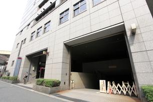 警視庁渋谷警察署の写真素材 [FYI02661807]