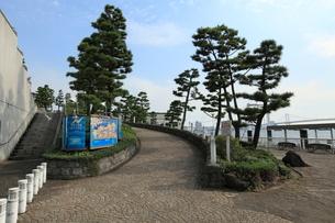 竹芝小型船ターミナルの写真素材 [FYI02661824]