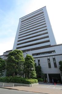 東京証券取引所の写真素材 [FYI02661866]