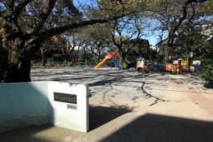 白金児童遊園の写真素材 [FYI02661933]