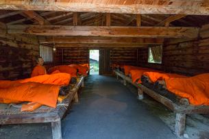 博物館網走監獄の休泊所の写真素材 [FYI02662099]