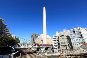渋谷清掃工場の写真素材 [FYI02662141]