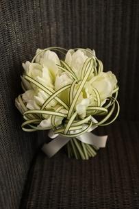 造花のブーケアートフラワーの写真素材 [FYI02662465]