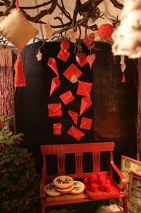 アルザスのクリスマスイメージの写真素材 [FYI02662672]