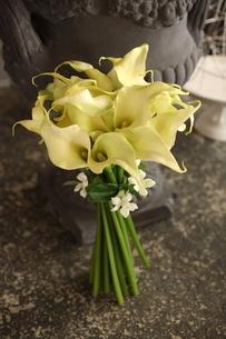造花のブーケアートフラワーの写真素材 [FYI02662678]