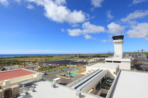 新石垣空港の写真素材 [FYI02662743]