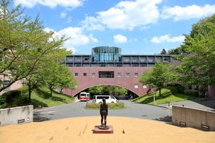 東京造形大学の写真素材 [FYI02662756]