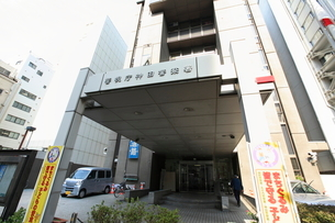 警視庁神田警察署の写真素材 [FYI02662781]