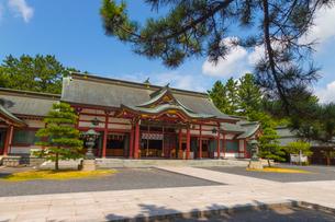 敦賀の気比神宮の写真素材 [FYI02662947]