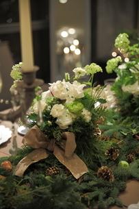 ホワイトクリスマスの写真素材 [FYI02663019]