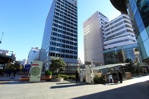 六本木ヒルズノースタワーの写真素材 [FYI02663063]