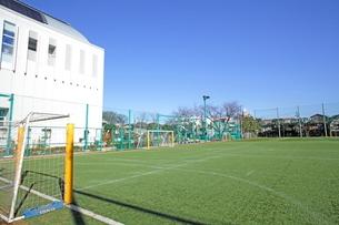 南長崎スポーツセンターの写真素材 [FYI02663081]