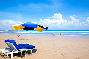 インドネシア バリ島 レギャンビーチの写真素材 [FYI02663094]