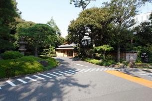八芳園の写真素材 [FYI02663163]