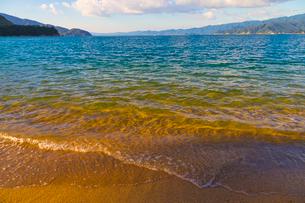 気比の松原海水浴場の写真素材 [FYI02663199]