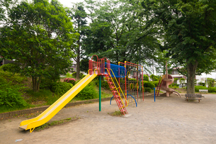 つくし野貝がら児童公園の写真素材 [FYI02663270]